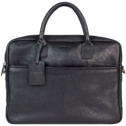 Burkely Antique Avery Laptopbag 15 Black 740956