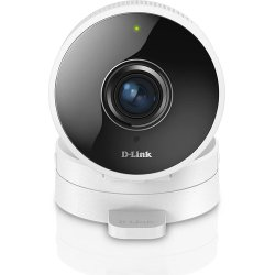 D Link DCS 8100LH IP security camera Binnen Dome Wit bewakingscamera