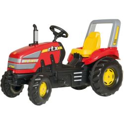 Rolly Toys X Trac Traptractor Rood