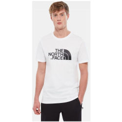 The north face the north face easy shirt wit heren