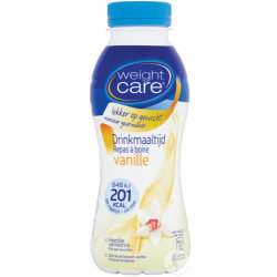 Weight Care Afslank Drinkmaaltijd Vanille (330ml)