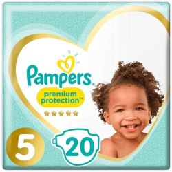 Pampers Premium Protection Junior S5 (20st)
