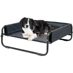 Maelson Opvouwbare hondenmand Antraciet 71 x 71 x 29 cm tot 25kg