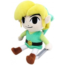Legend of Zelda The Wind Waker Link 25 cm Knuffel