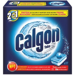 Calgon 3 In 1 Tabs (17st)