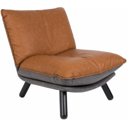 Zuiver Lazy Sack Fauteuil Bruin