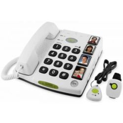 Doro Care SecurePlus 347 Vaste telefoon Wit