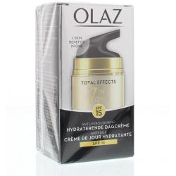 Olaz Total Effects 7in1 Anti Veroudering SPF15 Dagcrème