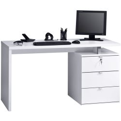 Home24 Computertafel Alfrieda home24