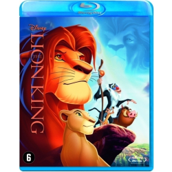 The Lion King (Blu ray)