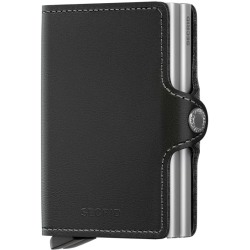 Secrid Twin Wallet Portemonnee Original Black