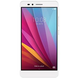 Honor 5x smartphone (5 5 inch (14 cm) touchscreen 16 GB intern geheugen Android 5.1) zilver