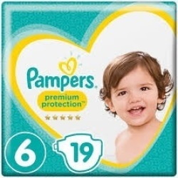 Pampers Premium Protection Xl S6 (19st)