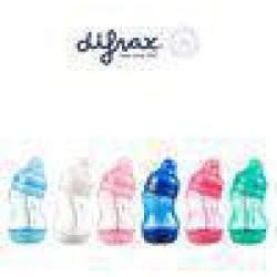 Difrax S Babyfles Wide 200 ml