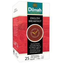 Dilmah English Breakfast Classic (25st)