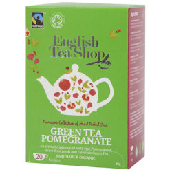 English Tea Shop Green Tea Pomegr (20bui)