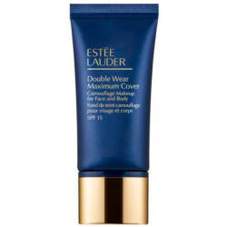 Estée Lauder Double Wear Maximum Cover Camouflage Makeup for Face and Body Foundation 30 ml 1N3 Creamy Vanilla Met SPF 15