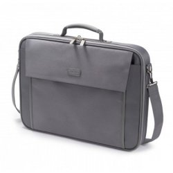 Dicota Multi BASE 15.6 inch Laptoptas Grijs