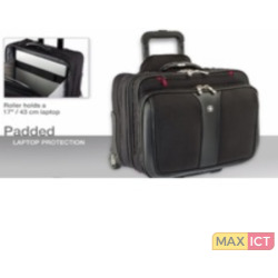 Wenger Patriot Laptop Trolley tot 17 inch