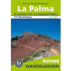 Rother Wandelgidsen Rother La Palma Klaus Wolfsperger en Annette Miehle Wolfsperger