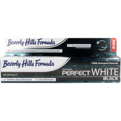 Beverly Hills Tandpasta Perfect White Black (125ml)