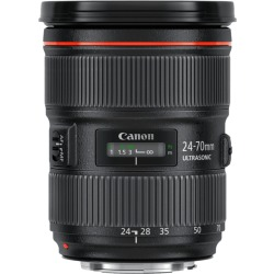 Canon EF 24 70mm f 2.8L II USM objectief