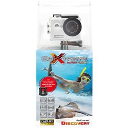 GoXtreme 20136 Discovery Full HD Action Camera zilver