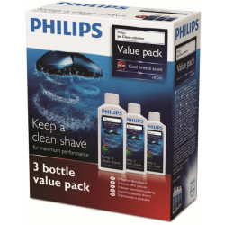 Philips Jet Clean Solutions HQ203 3 pack