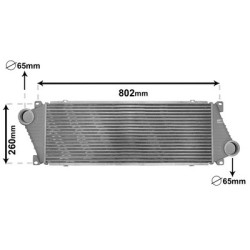 Intercooler inlaatluchtkoeler Super Deals