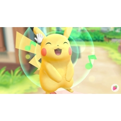 Pokémon Let's Go Pikachu Nintendo Switch