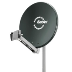 Kathrein CAS 80gr satelliet antenne Grafiet