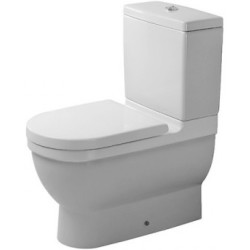 Duravit Starck 3 wc pot washdown (012809)