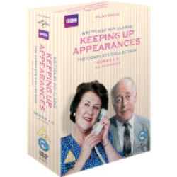 Keeping Up Appearances 1 5 (Import)