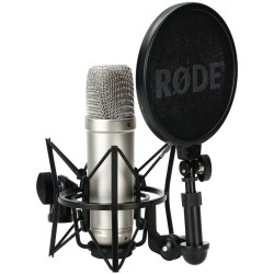 Rode NT1 A studiomicrofoon Complete Vocal Recording Solution
