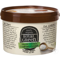 Royal Green Kokos Cooking Cream Odourless (2500ml)