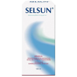 Selsun Suspensie 25 Mg ml (120ml)