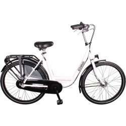 Burgers Id Personal Fiets Vrouwen Wit 50 cm