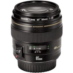Canon EF 85mm f 1.8 USM objectief