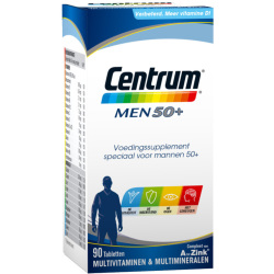 Centrum Men 50 Tabletten 90st